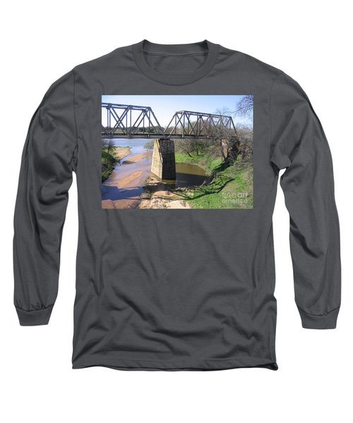 Little Llano Creek Long Sleeve T-Shirt