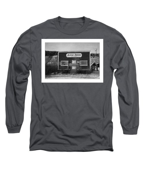 Mary's Rooms Long Sleeve T-Shirt