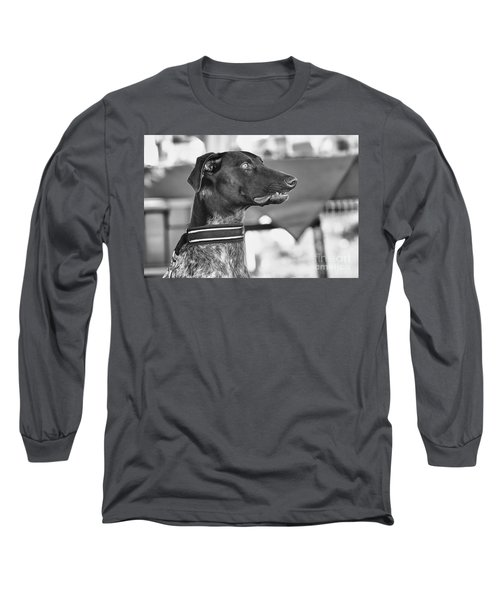 Mesmerized Long Sleeve T-Shirt by Eunice Gibb