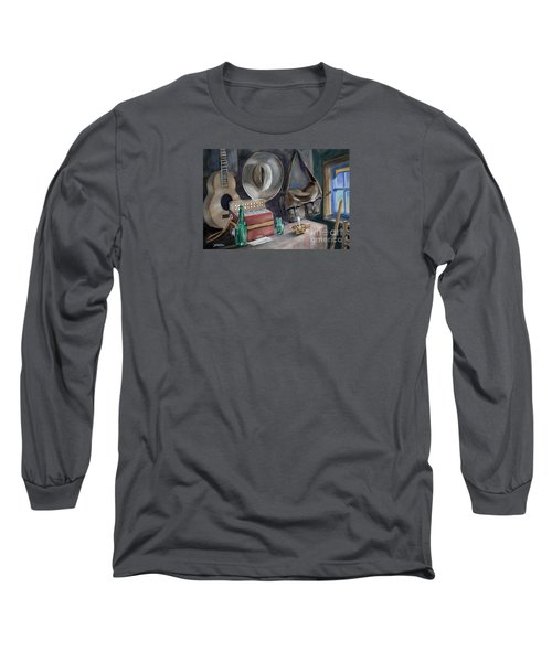 Minstrels Retreat Long Sleeve T-Shirt