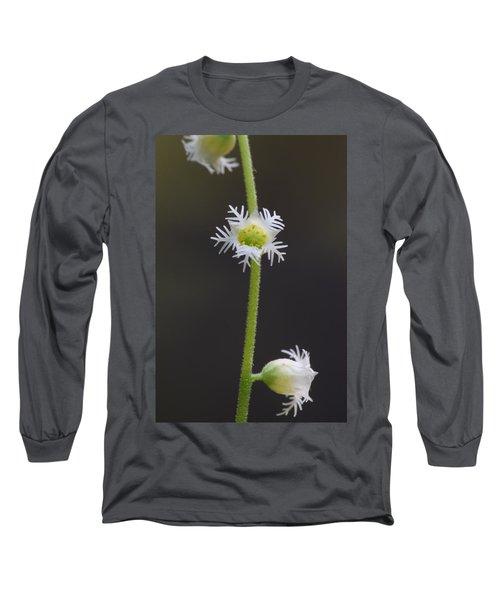 Miterwort Flowers Long Sleeve T-Shirt