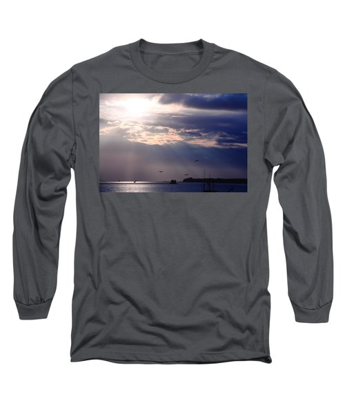 Moonlight Flight Long Sleeve T-Shirt