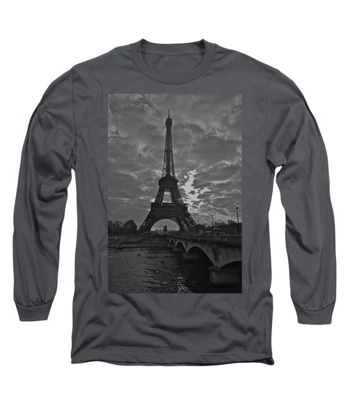 Long Sleeve T-Shirt featuring the photograph Morning Light  by Eric Tressler