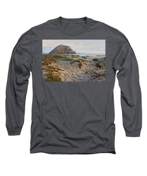 Morro Rock Long Sleeve T-Shirt