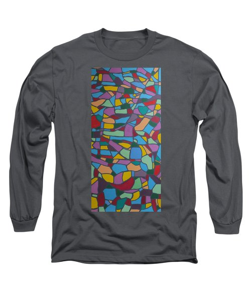 Mosaic Journey Long Sleeve T-Shirt