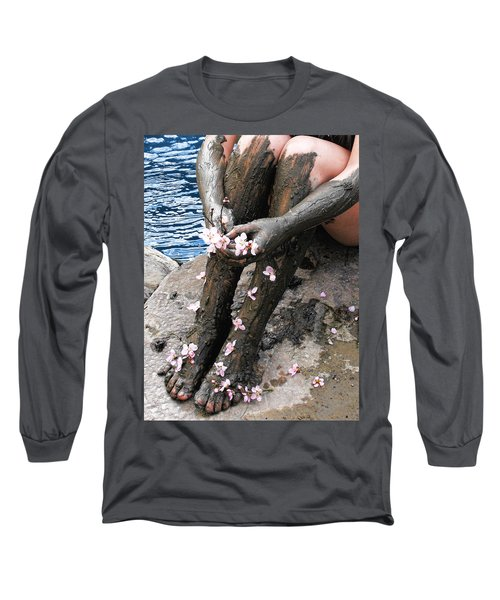 Mud Socks Long Sleeve T-Shirt