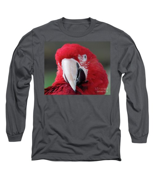 My Better Side Long Sleeve T-Shirt