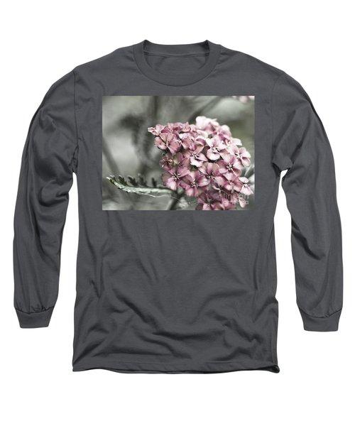 Mystic Yarrow Long Sleeve T-Shirt