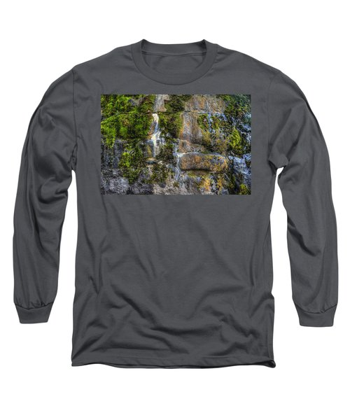 Nature's Abstract Long Sleeve T-Shirt