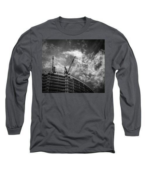 New Buildings Long Sleeve T-Shirt