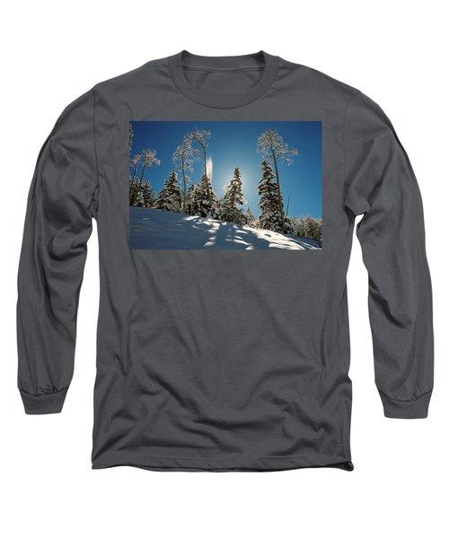 New Fallen Snow Long Sleeve T-Shirt