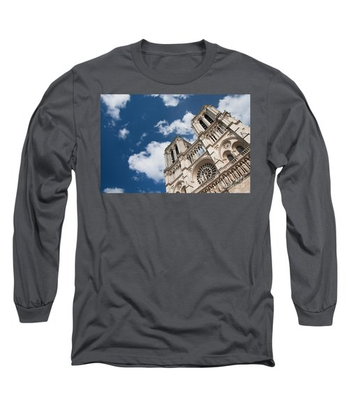 Notre Dame De Paris Long Sleeve T-Shirt