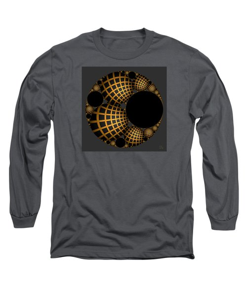 Objects In Motion - Objects At Rest Long Sleeve T-Shirt by Manny Lorenzo