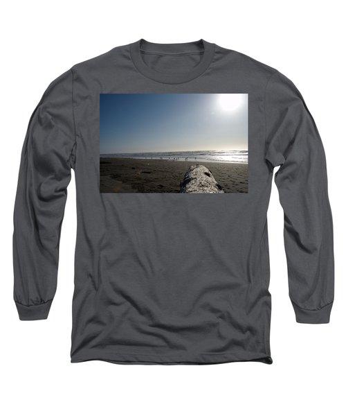 Ocean At Peace Long Sleeve T-Shirt