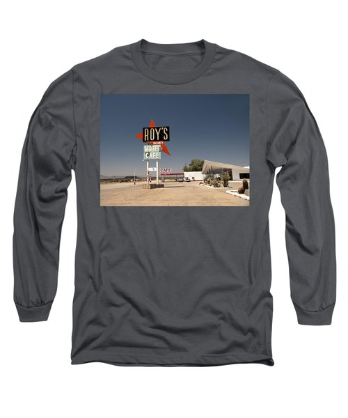 Route  66  Roys Long Sleeve T-Shirt