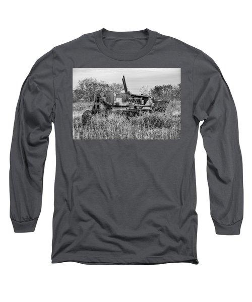 Old Cat Iv Long Sleeve T-Shirt