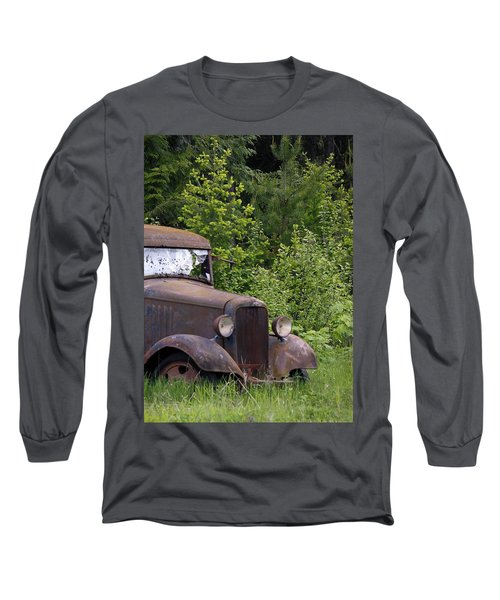Old Classic Long Sleeve T-Shirt by Steve McKinzie