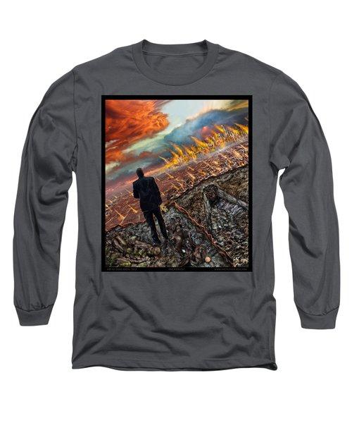 One Percent  Long Sleeve T-Shirt