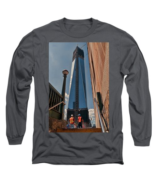 One Wtc First Look Long Sleeve T-Shirt