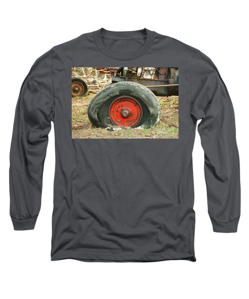 Only Flat On The Bottom Long Sleeve T-Shirt