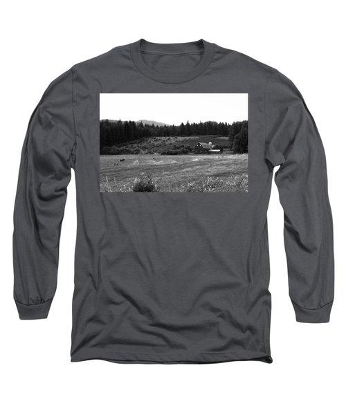 Oregon Farm Long Sleeve T-Shirt
