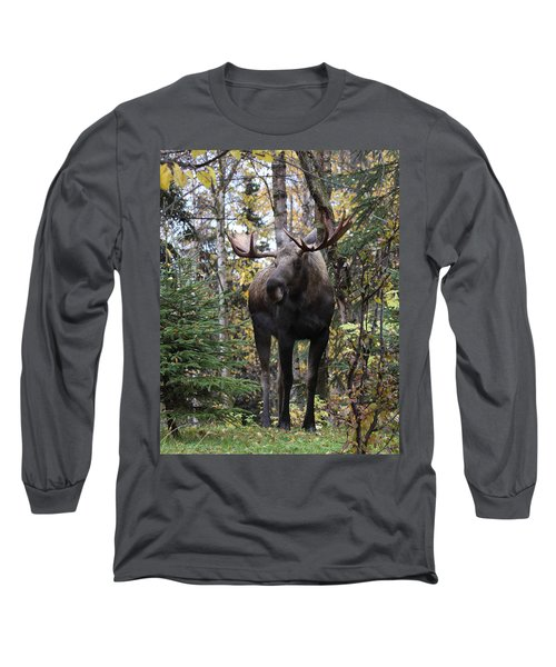 Out In The Open Long Sleeve T-Shirt