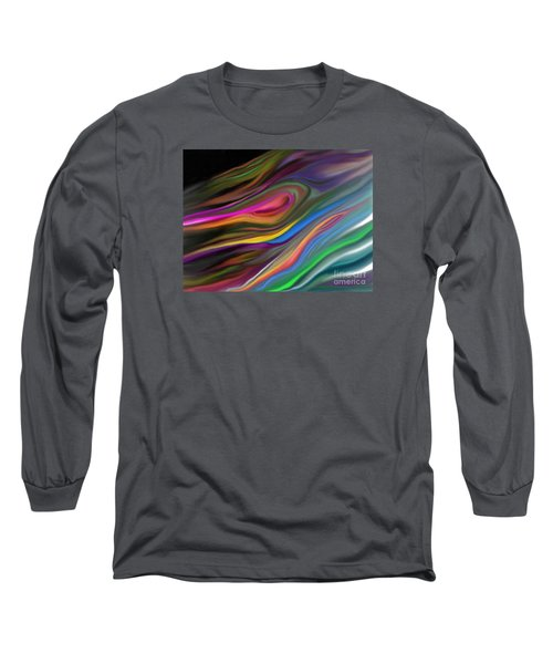 Long Sleeve T-Shirt featuring the painting Passion by Rand Herron