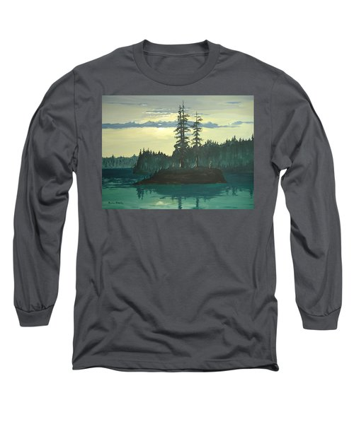 Peace And Quiet Long Sleeve T-Shirt