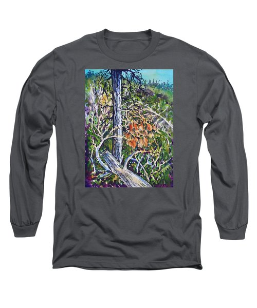 Petroglyph Pines Long Sleeve T-Shirt