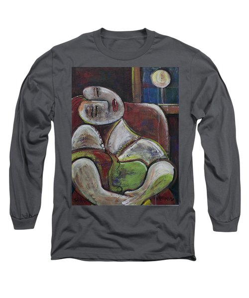 Picasso Dream For Luna Long Sleeve T-Shirt