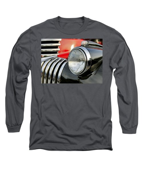 Pickup Chevrolet Headlight. Miami Long Sleeve T-Shirt