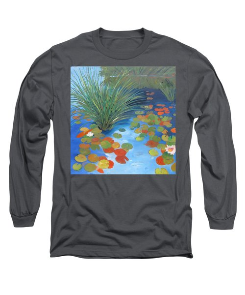 Pond Revisited Long Sleeve T-Shirt by Gary Coleman