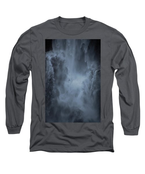 Power Of Water Long Sleeve T-Shirt