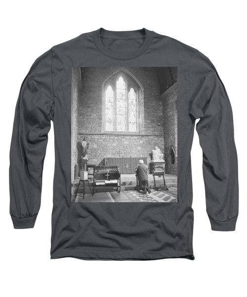 Long Sleeve T-Shirt featuring the photograph Prayer by Hugh Smith