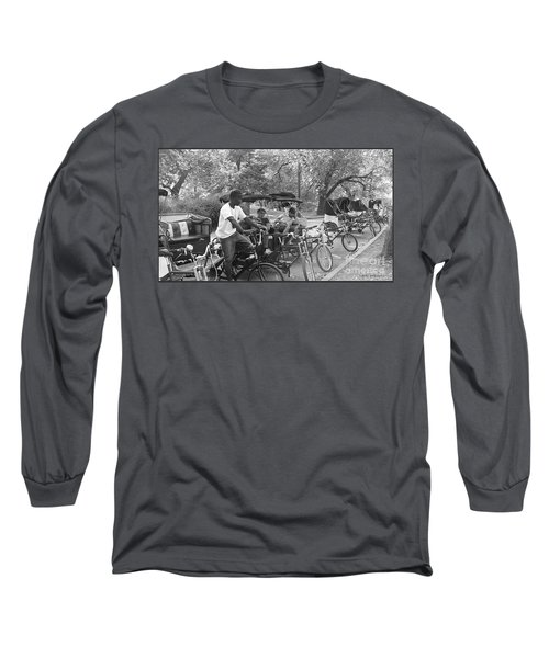 Quiet Tuesday Central Park Long Sleeve T-Shirt