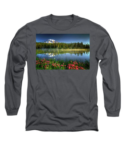Reflection Lakes Long Sleeve T-Shirt