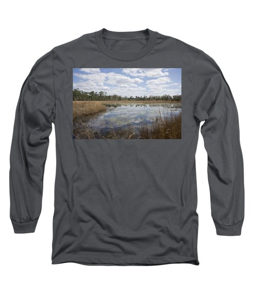 Reflections Long Sleeve T-Shirt by Lynn Palmer