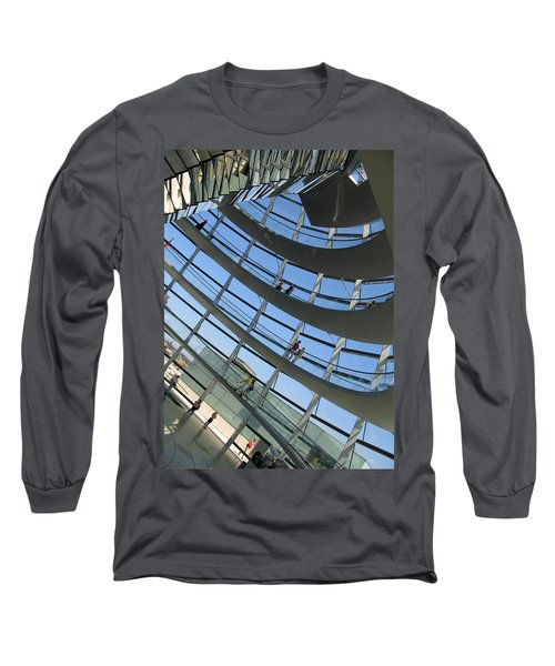 Reichstag Dome Long Sleeve T-Shirt