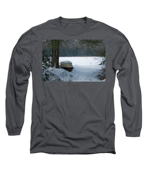 Resting For The Season Long Sleeve T-Shirt
