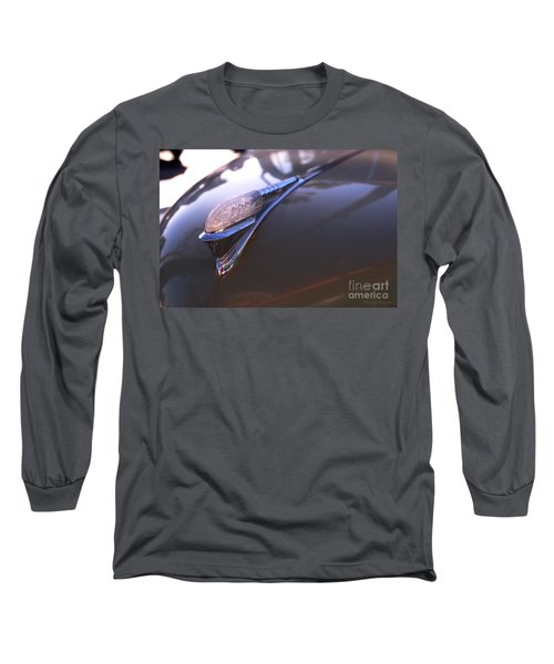 Restored Long Sleeve T-Shirt by Clayton Bruster