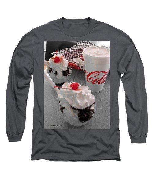 Timewarp Long Sleeve T-Shirt