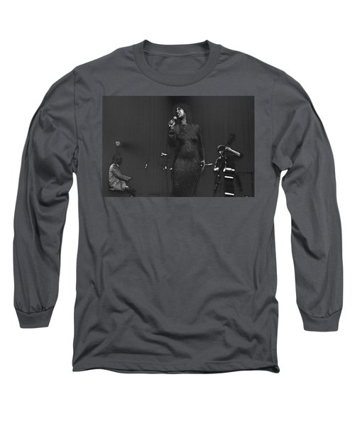 Roberta Sweed Long Sleeve T-Shirt
