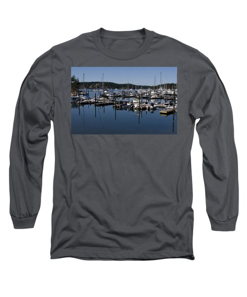 Roche Harbor Reflected Long Sleeve T-Shirt