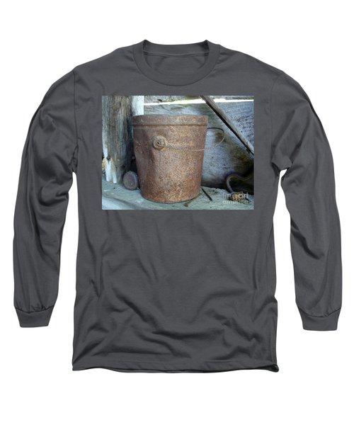 Rusty Bucket Long Sleeve T-Shirt