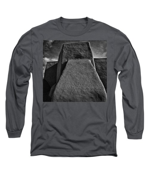 San Francisco De Asis Mission Church Long Sleeve T-Shirt