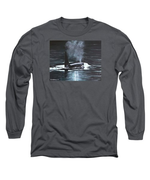 San Juan Resident Long Sleeve T-Shirt by Kim Lockman