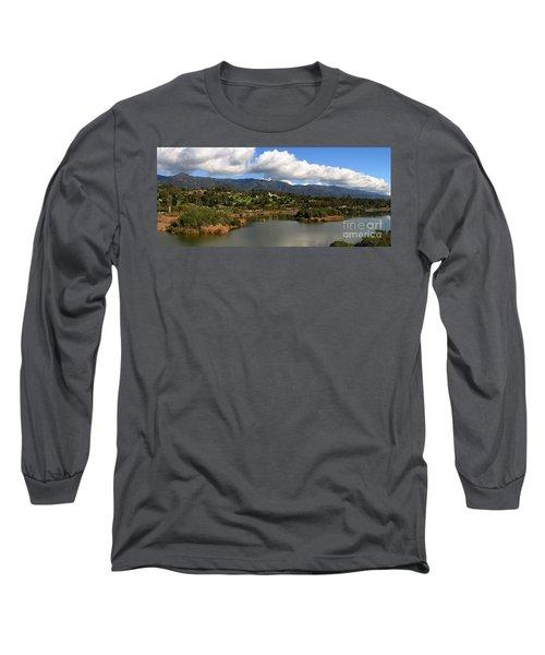 Santa Barbara Long Sleeve T-Shirt by Henrik Lehnerer