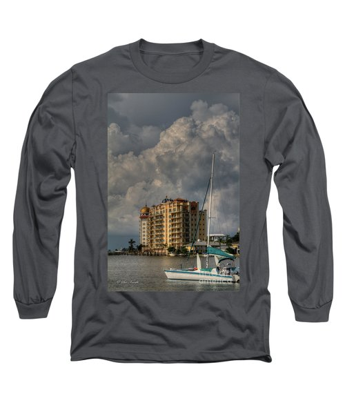 Sarasota Harbor View Long Sleeve T-Shirt