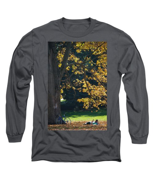 Long Sleeve T-Shirt featuring the photograph September Dreams by Joseph Yarbrough