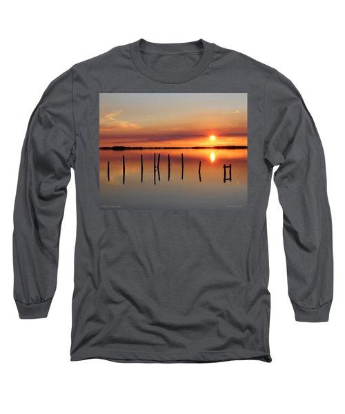 Serene Sound Long Sleeve T-Shirt